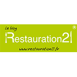restauration 21, cuisine durable, presse, etiquettable